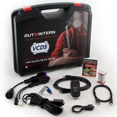 VAG VCDS Werkstattkoffer HEX-V2