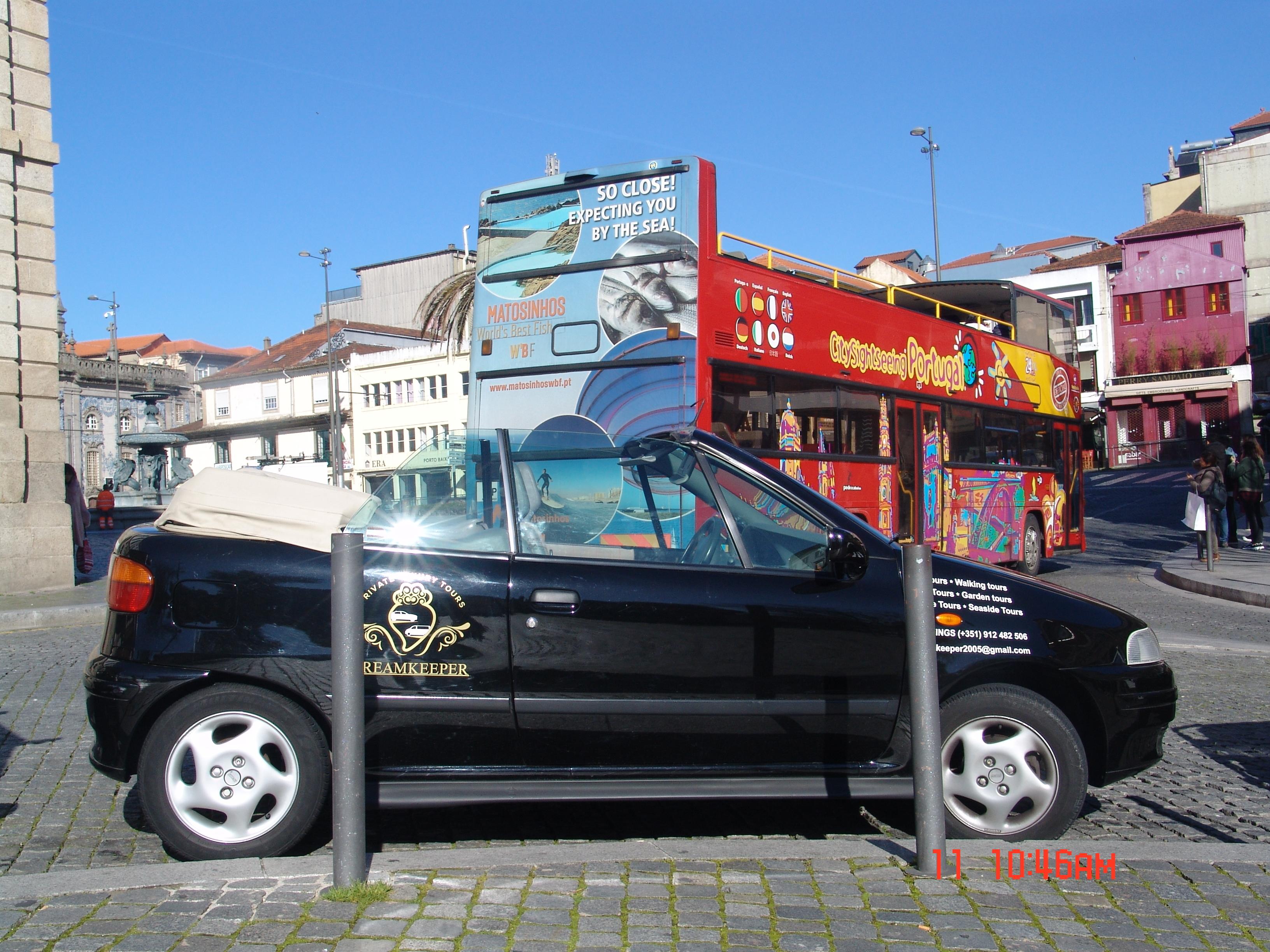 PORTO CITY TOUR - per Pax 00001