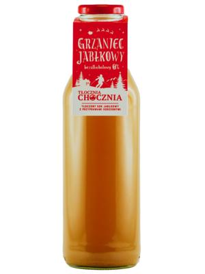 Sok Grzaniec Jabłkowy Bezalkoholowy 750ml