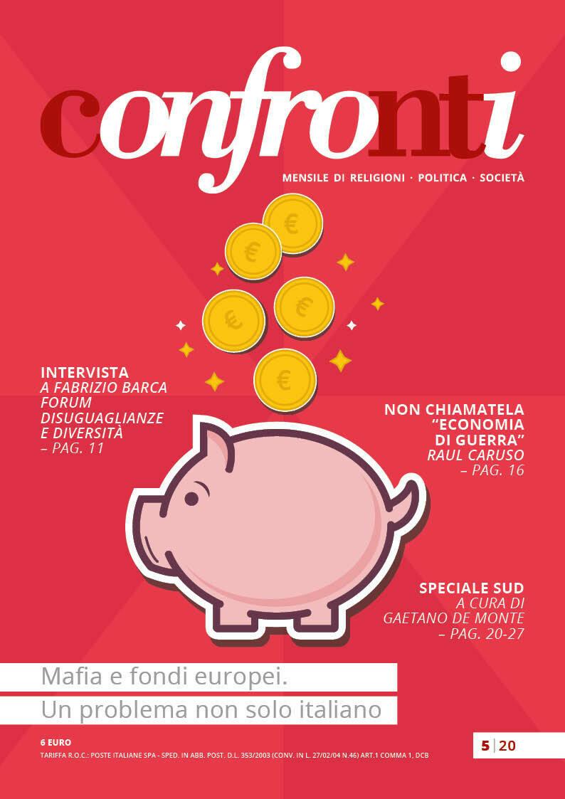 Confronti maggio 2020 - Mafia e fondi europei. Un problema non solo italiano (PDF)