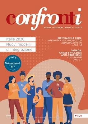 Confronti novembre 2020 -  Italia 2020. Nuovi modelli di integrazione (Cartaceo)