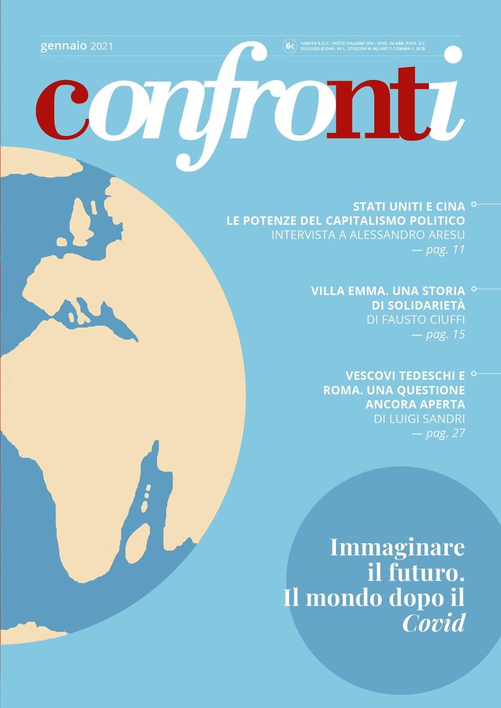 Confronti gennaio 2021 -  Immaginare il futuro. Il mondo dopo il Covid (PDF)