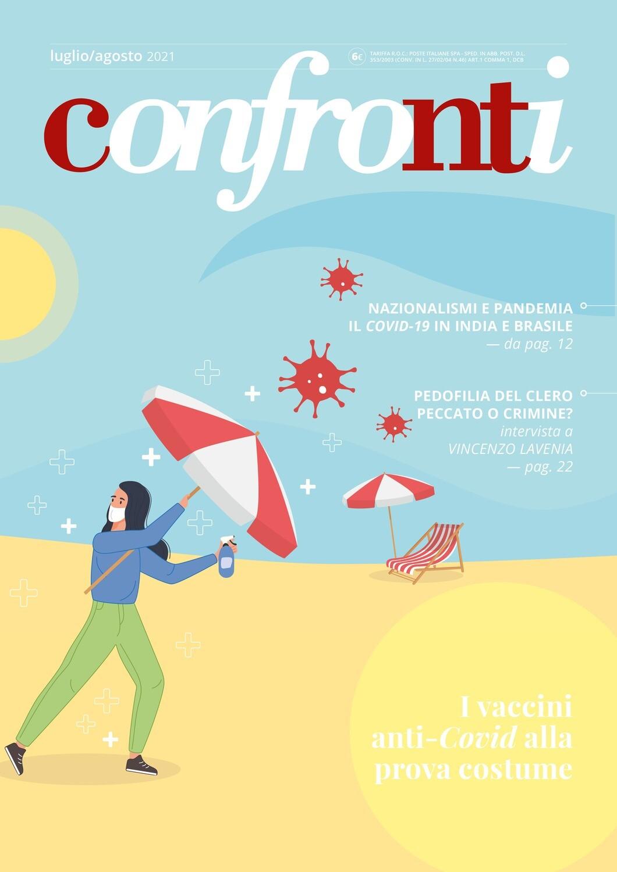 Confronti luglio/agosto 2021 - I vaccini anti-Covid alla prova costume (PDF)