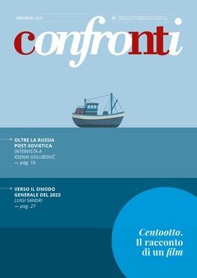 Confronti ottobre 2021 - Centootto. Il racconto di un film (PDF)