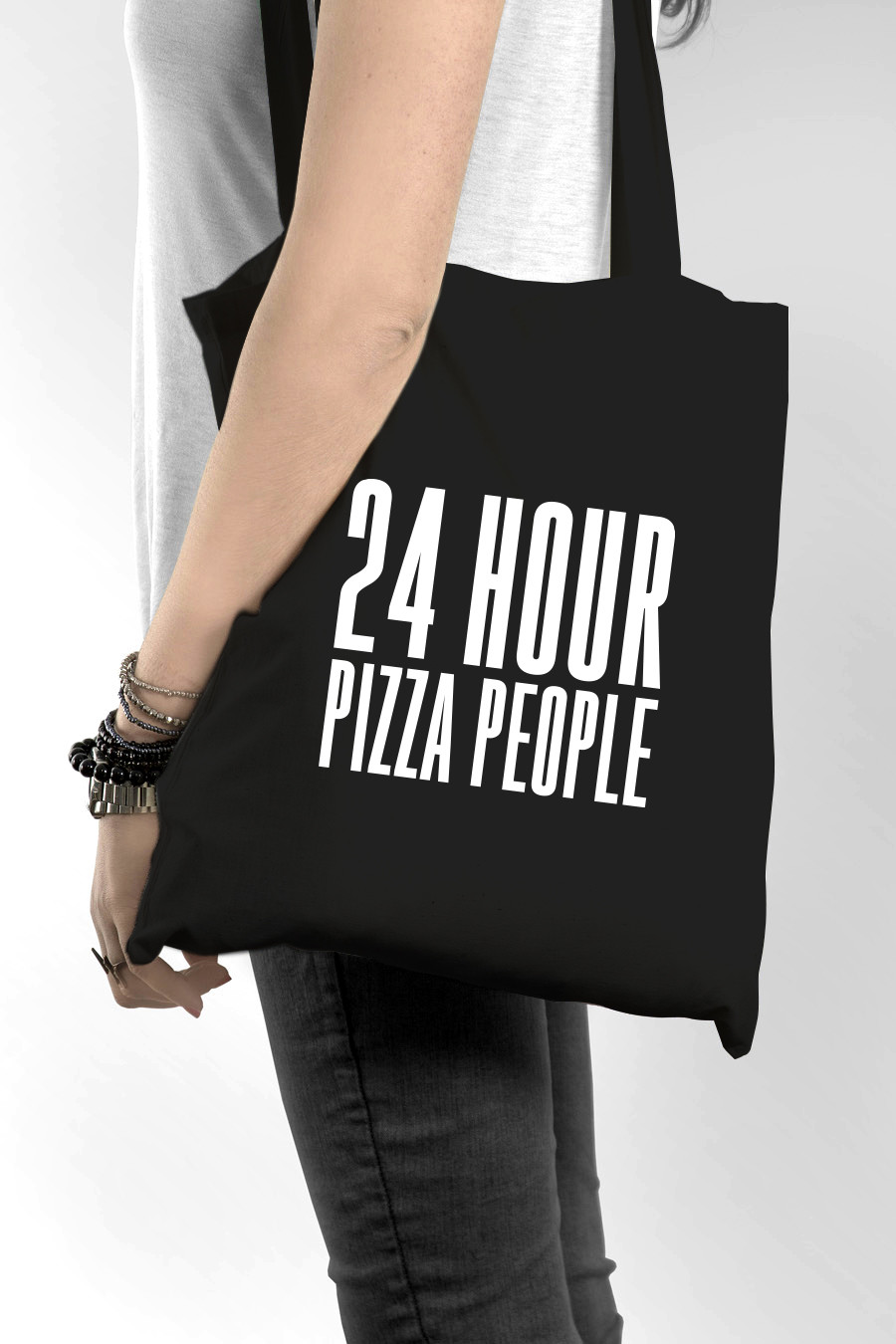 24 HOUR PIZZA PEOPLE - BAG