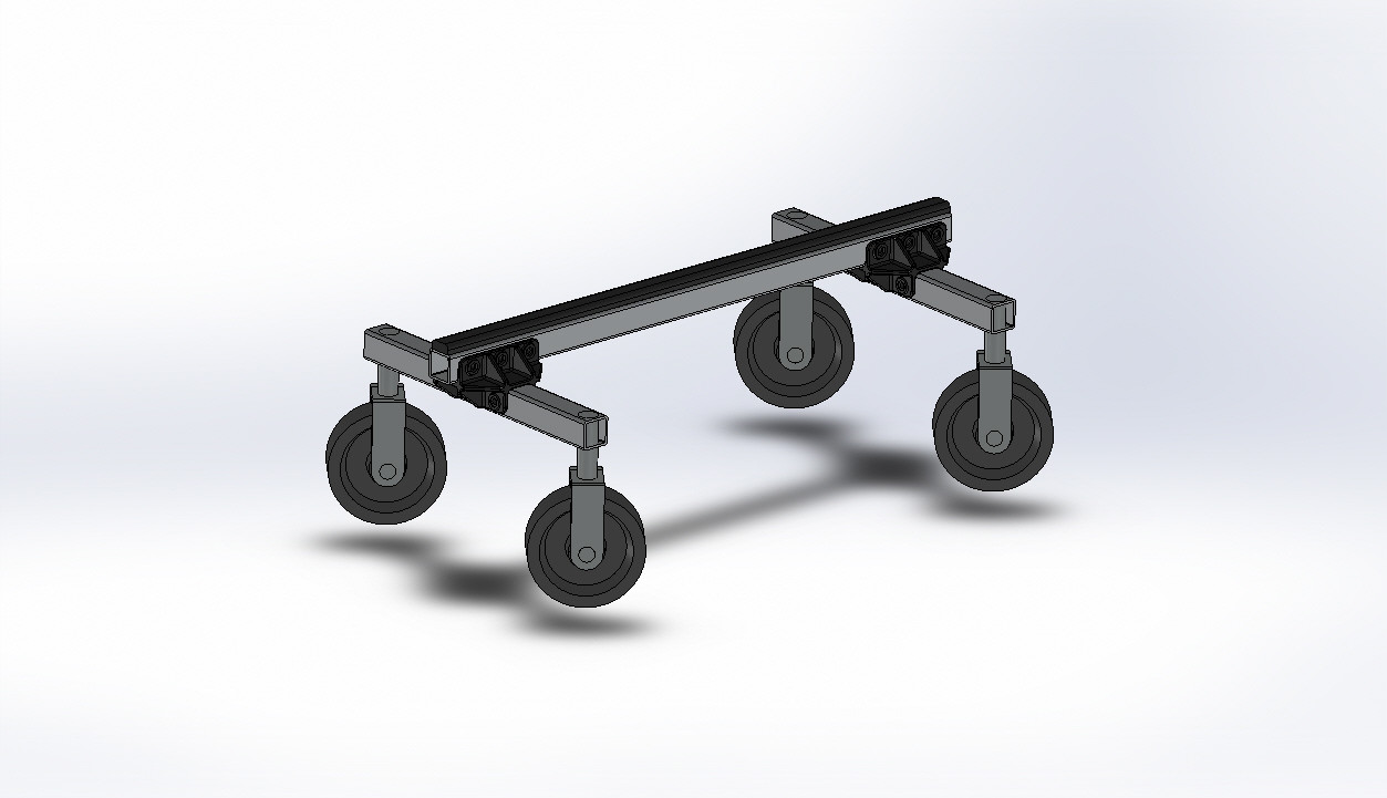 Rowing Shell Dolly