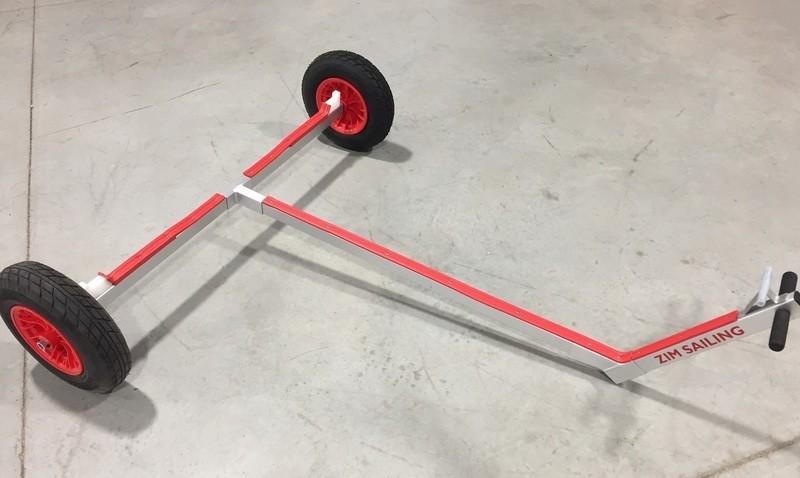 Zim Opti Dolly - Air Wheels