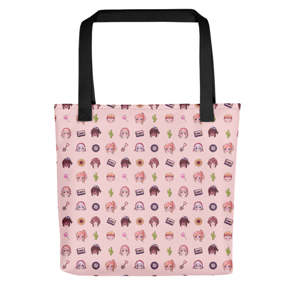 Highway Blossoms Tote Bag