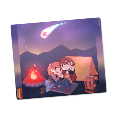 Highway Blossoms Stargazing Mousepad [PRE-ORDER]