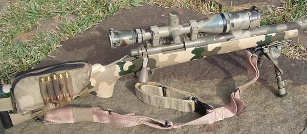 Quick Cuff Precision Rifle Sling