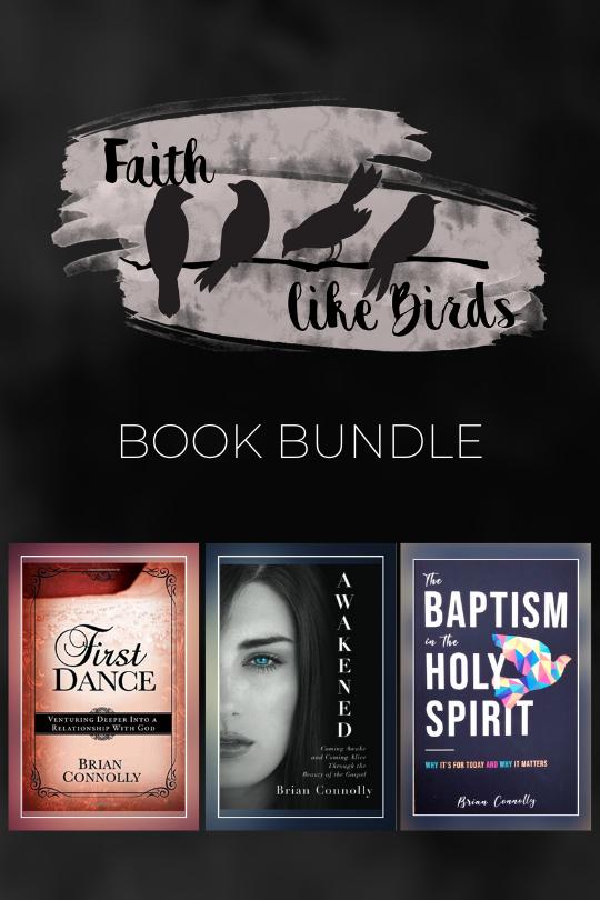 Faith Like Birds Book Bundle