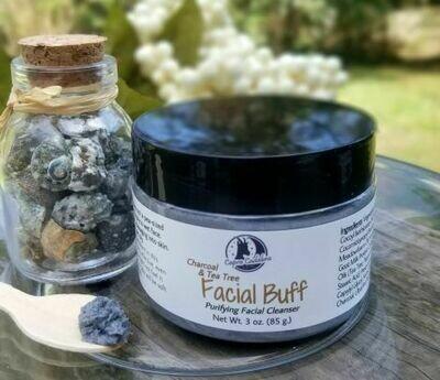 Facial Buff Purifying Cleanser