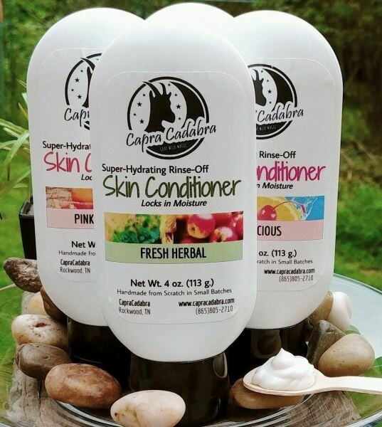 Rinse-Off Skin Conditioner