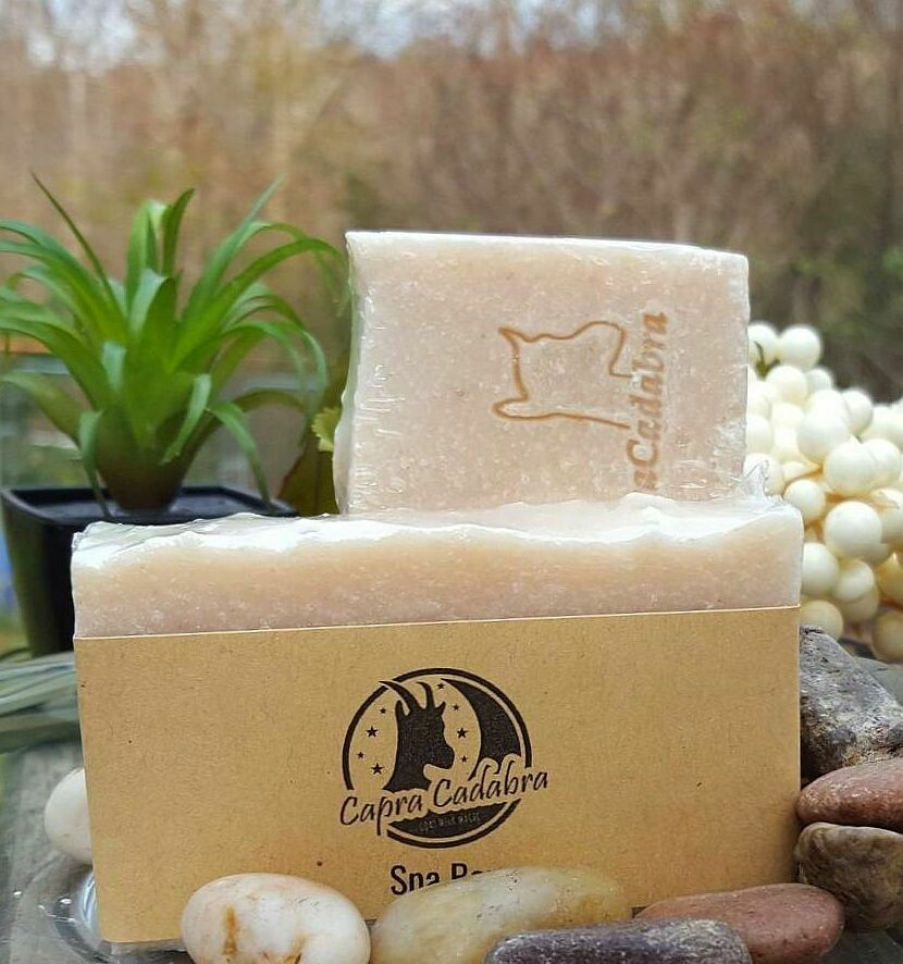 Goat Kefir Soap: Tea Tree & Lavender Spa Bar