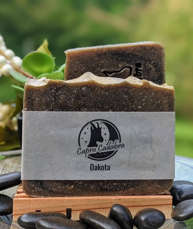 Goat Yogurt Soap: Dakota