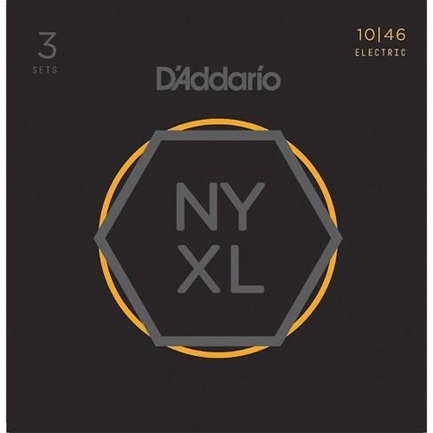 D'Addario NYXL 10-46 3 pack