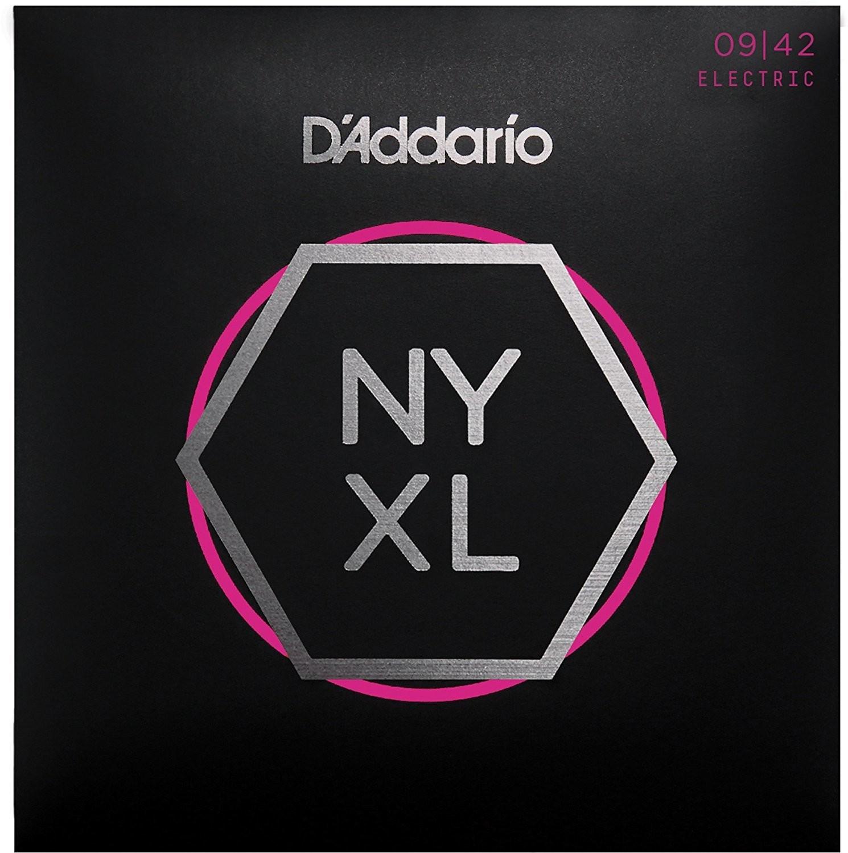 D'Addario 09-42 single pack