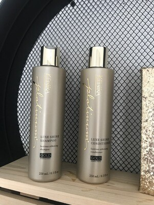 Kenra Platinum Luxe Shine Shampoo and Conditioner