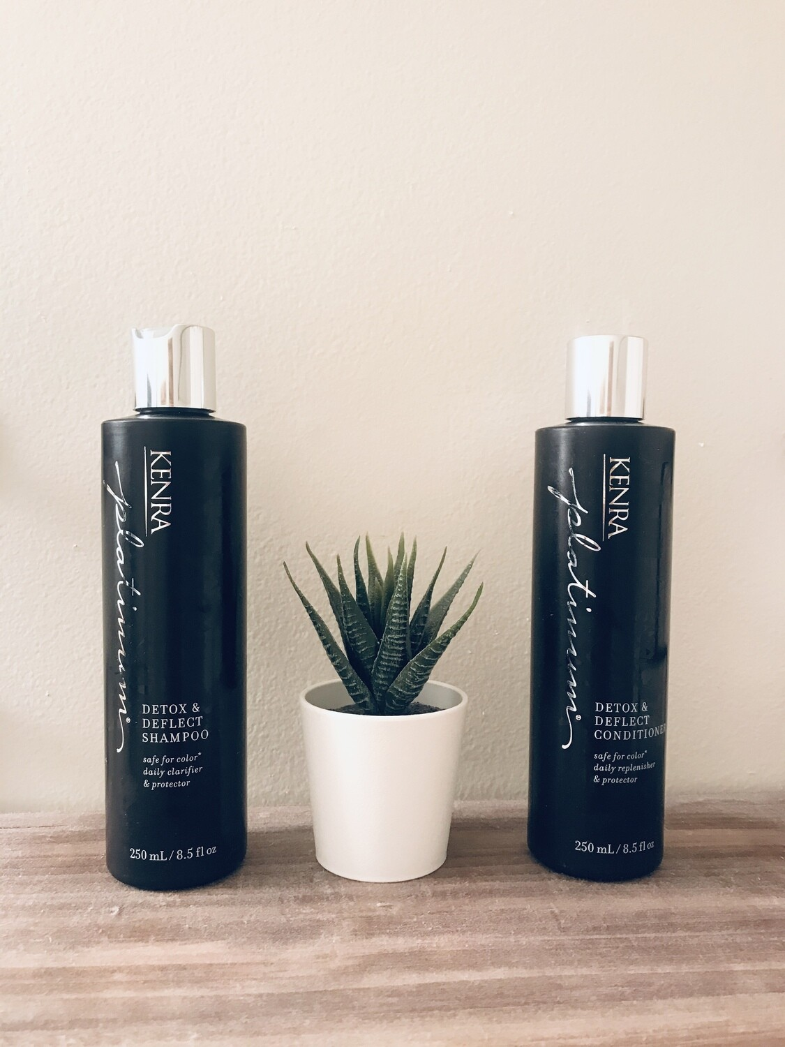 Kenra Detox and Deflect Shampoo and Conditioner Set