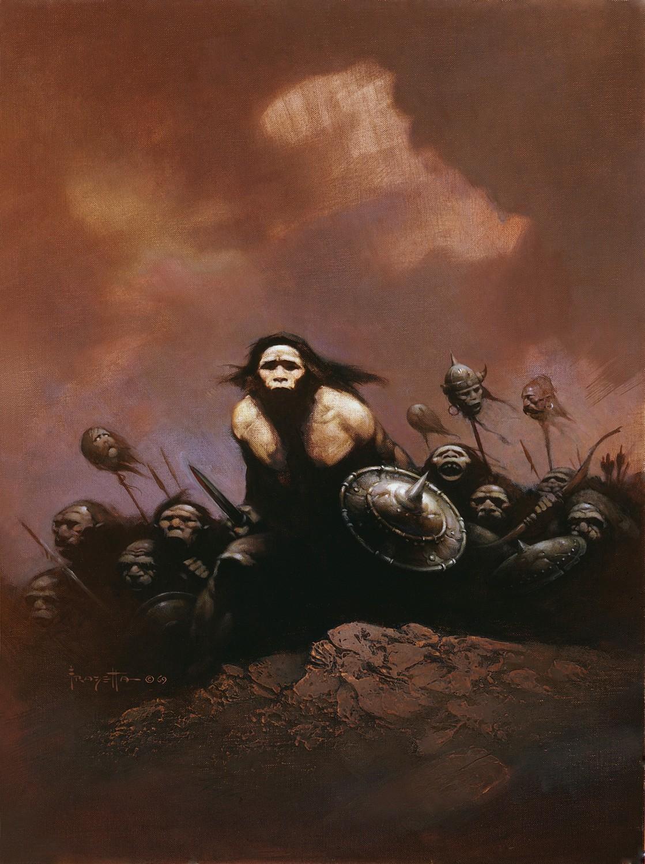Bran Mak Morn (No - 84)