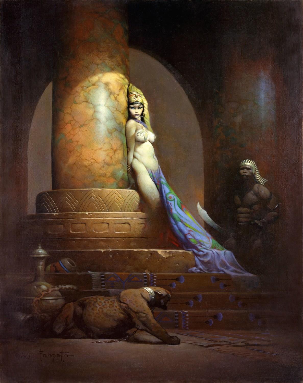 Egyptian Queen (No - 21)