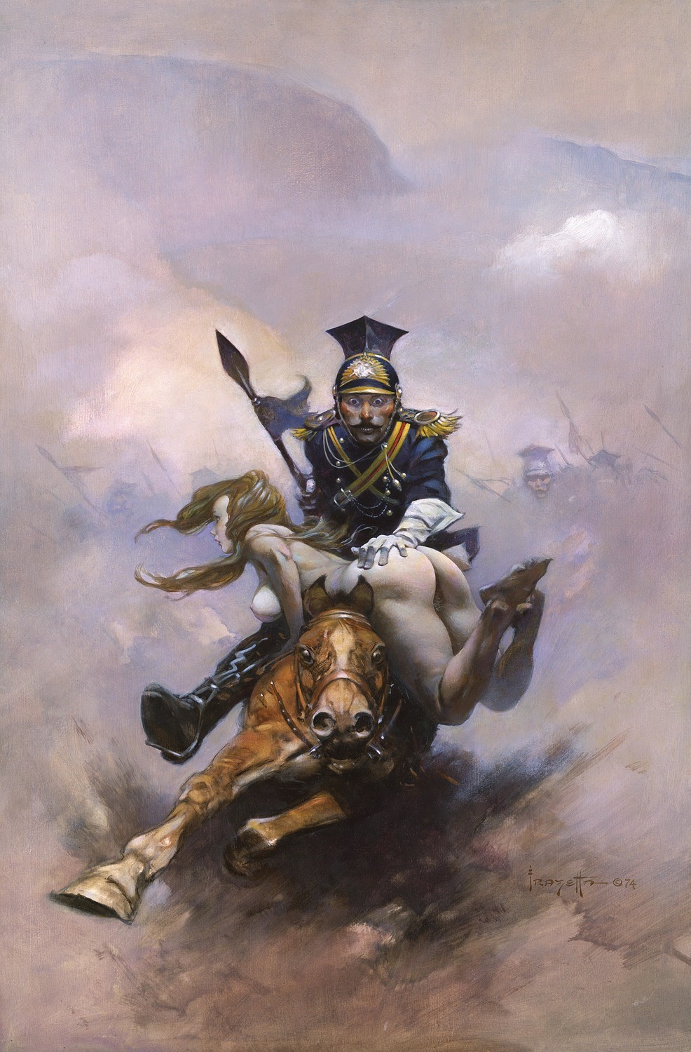 Flashman On The Charge (No - 101)