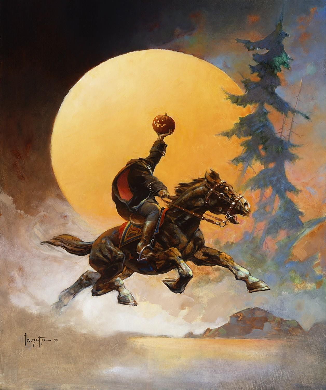 Headless Horseman #2 (No - 134)