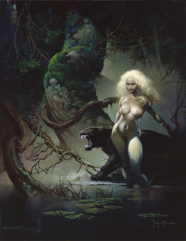 Princess And The Panther (No - 149)