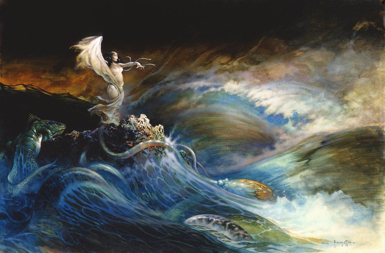 Sea Witch (No - 42)