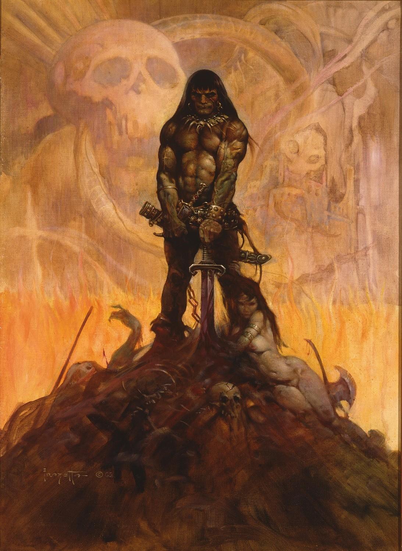 The Barbarian ( No - 40)