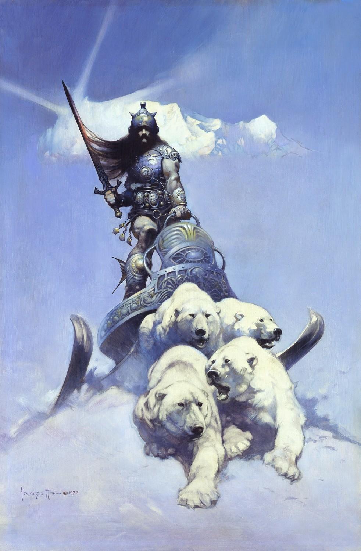 The Silver Warrior (No - 24)