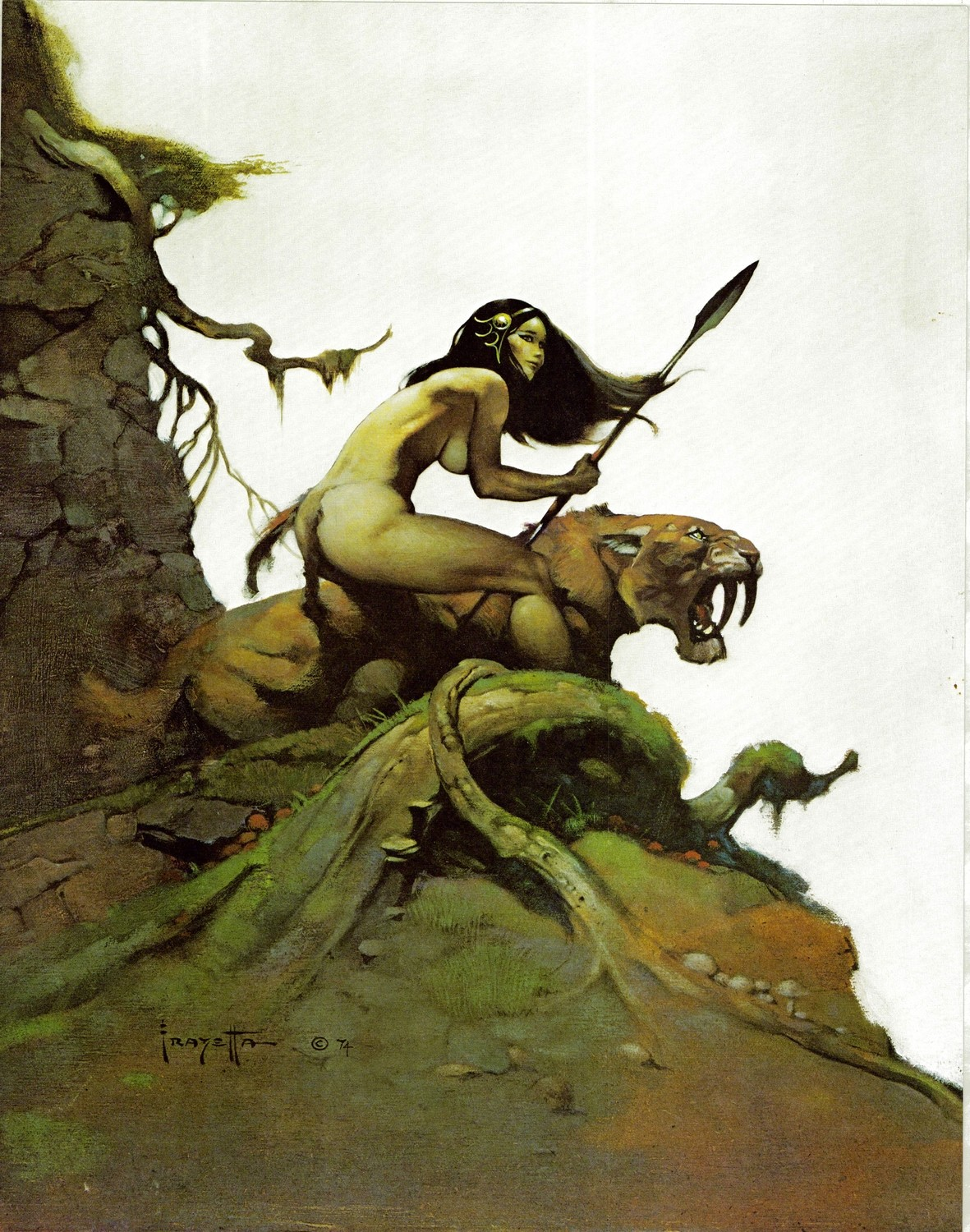 Savage Pellucidar (No - 38)