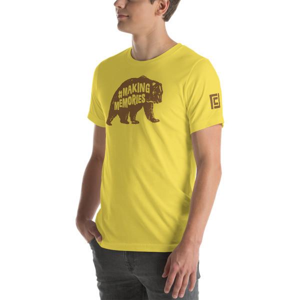 #MakingMemories Bear - Unisex T-Shirt