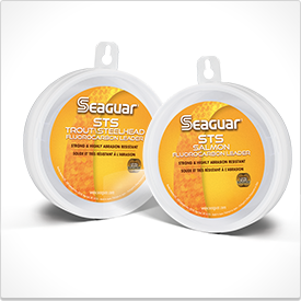 Seaguar STS Fluorocarbon Leader 100 Yards