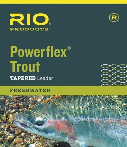 Rio Powerflex Leader 9 FT