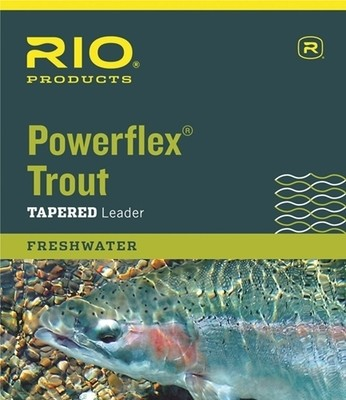 Rio Powerflex Leader 9 FT