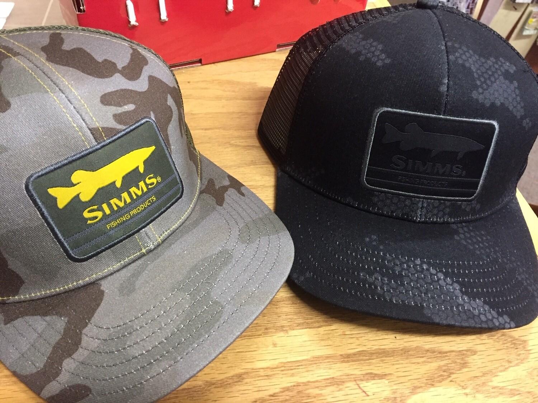 Simms Musky Trucker Hat