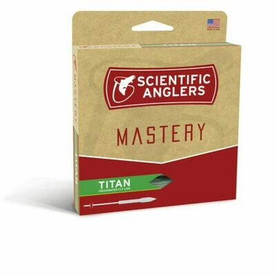 MASTERY TITAN FLY FISHING LINE