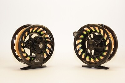 Temple Fork Outfitters TFO NXT LA Fly Reel With Line And Backing CLOSEOUT