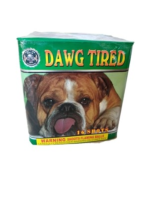 Dawg Tired