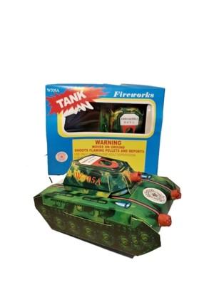 Tank (2 Pack Box)