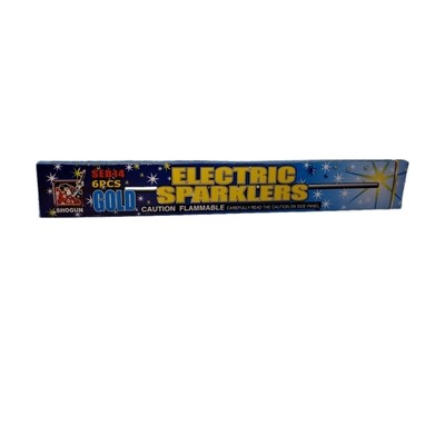 Electric Sparklers