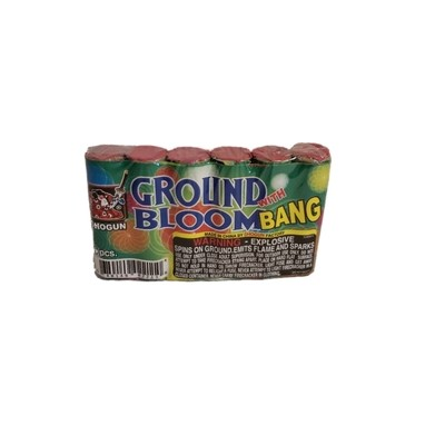 Ground Bloom (With Bang)