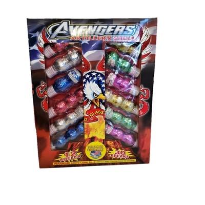 Avengers Artillery Shell