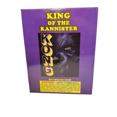 Kong King Of The Kannister