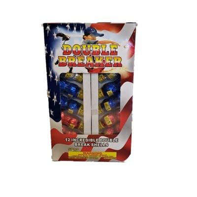 Double Breaker (12 Shell Pack)