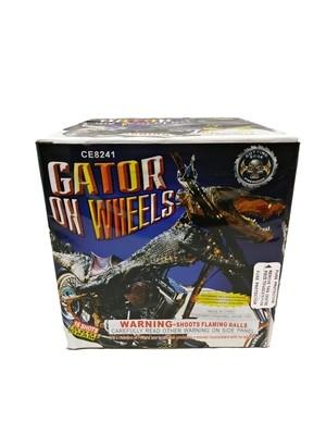 Gator On Wheels
