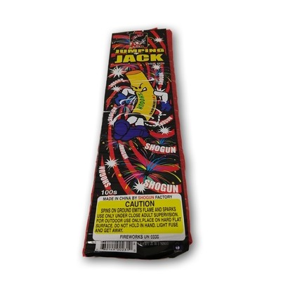 Jumping Jack (100 Pack)