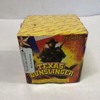 Texas Gunslinger