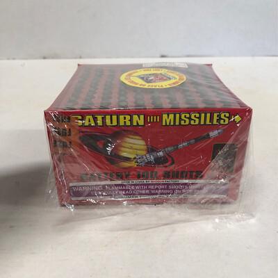 Saturn Missile 100 Shot